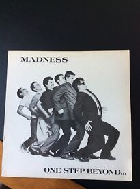 Madness - One Step Beyond vinyl