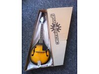 Mandoline by Gear4Music, Vintage Sunburst