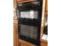 Used Neff Fan assisted Double Oven .