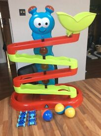 ELC CLICK CLACK CATERPILLAR. 12+ MONTHS. RETAILS AT £25 NEW, IN EXCELLENT CONDITION