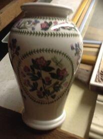 Portmerrion vase