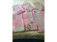 3 matching single duvet sets
