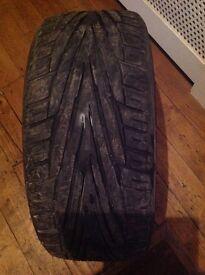 "18"" Tyres x 2"