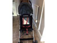 Maclaren pushchair/stroller