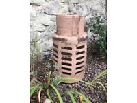 Victorian chimney pot/cowl