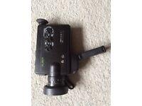 Minolta XL601 Super 8 Camera