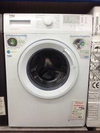 Beko 6kg 1400spin washing machine. A+++ £149 new/graded 12 month Gtee