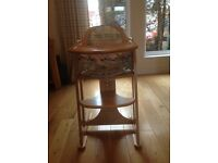 East Coast Wooden High Chair