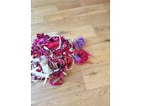 Job lot ribbons