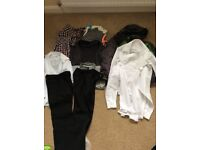 Bundle of boys clothes age 6 years and 7 years