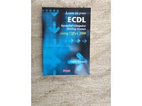 ECDL (European Computing Driving Licence) IT Book