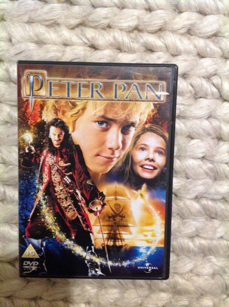 Peter Pan DVD film