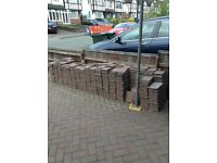 1300+ 'Redland' roof tiles only six years old, surplus to requirements from new dormer loft build