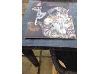 Kate Bush original vinyl records