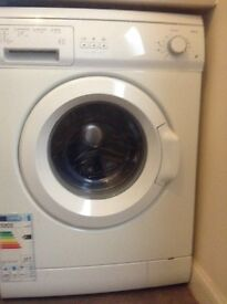 A+ rated washing machine for sale, hardly used, excellent condition 5kg load