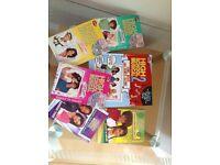 Six High School Musical Children's Books