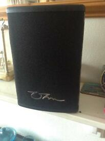 Ohm BR5 speakers