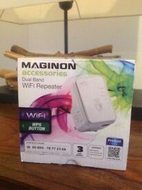 Maginon Dual Band Wifi Repeater