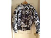 All weather motorcycle suit 2 piece