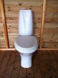 Kerasan Toilet - used