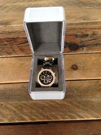 DKNY chronograph ceramic Ladies watch
