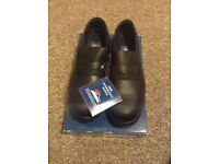 Men's formal leather shoes size 11