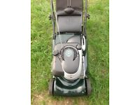 HAYTER HARRIER 41 MOWER ,,,FULLY SERVICED