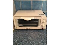 Salter oven/grill combi