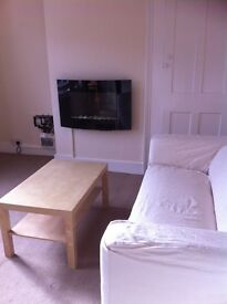 West Reading newly decorated one bedroomed furnished flat , available to view now !!!