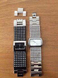 Ladies diamanté watches