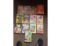 Scooby doo DVDs