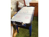 4ft electric Air hockey table