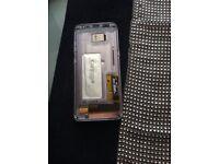 Selling Samsung galaxy s8 ,broken screen front /back