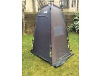 Kyham quick erect shower toiler tent in good used condition