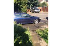 Vauxhall vectra 2.5v6 Sri