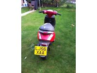 piaggio zip 50 2006 spares or repair good runner