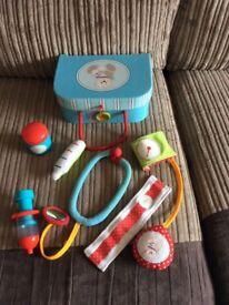 ELC soft doctors set