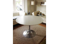 Dwell Circular Dining Table For Sale