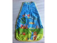 in the night garden sleeping bag 0-6months