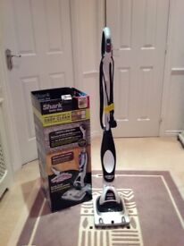 Shark carpet shampooer,also leans wood floors and hard floors used once condition as new
