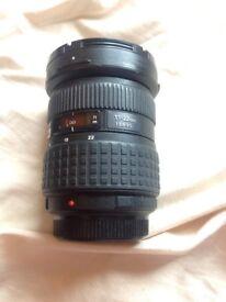 Olympus digital camera lense 11-22mm