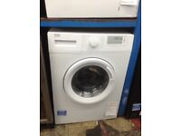Beko white 7kg 1400spin washing machine. £179. New/graded 12 month Gtee