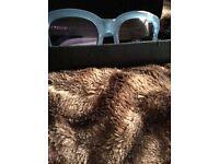 Whistles Ali Heavy frame sunglasses new