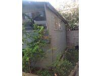 Free 12x12 garden sun house