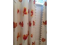 Andrew Martin Fabric curtains