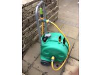 Hozelock wheelie hose pipe - 30m