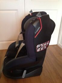 Maxi Cosi Tobi Car Seat suitable from 9months - 4 years. Never been in an accident.