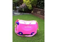 Pink girls TRUNKI. USED ONCE.