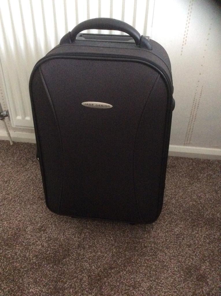 Suitcase (black)