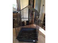 Bird cage suitable for Small birds e.g budgies, love birds, finches